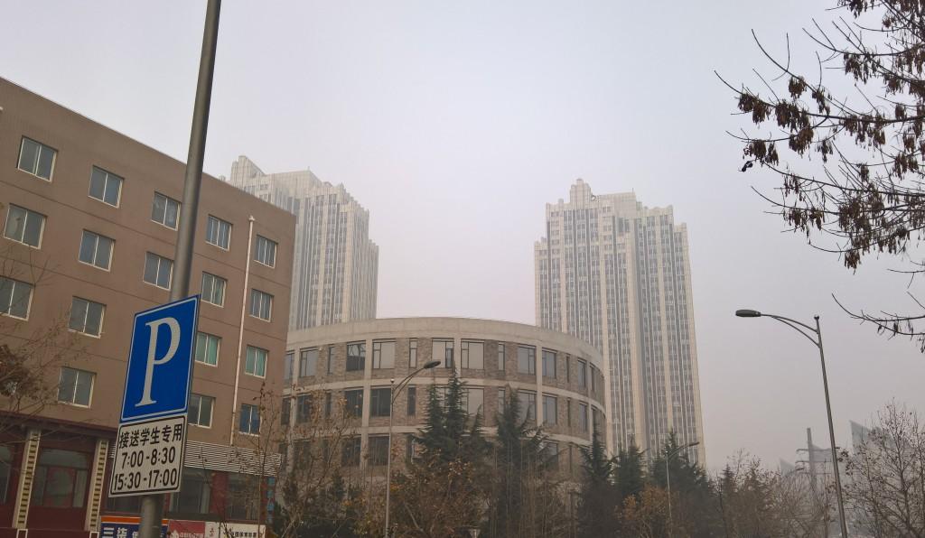 大気汚染396の外の様子1